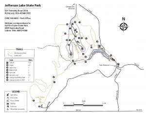 Jefferson Lake State Park