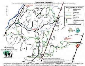 Scatter Creek Wildlife Area