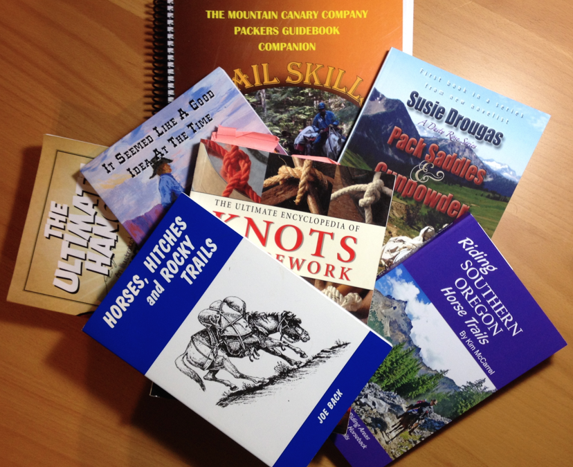 Great Reads for the Trail Rider