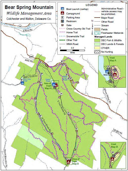 Bear Spring Mountain Trailmeister