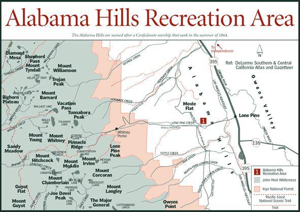 Alabama Hills Recreation Area Trailmeister