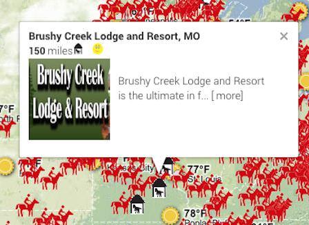 Brushy Creek Lodge