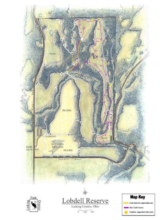 Lobdell preserve
