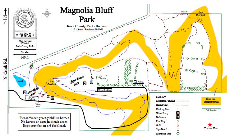Magnolia Bluff County Park - TrailMeister on eagle meadows map, pulaski academy map, memorial map, mt. ida map, paradise lakes map, brookshire map, mount auburn map, southside place map, segerstrom map, big branch map, deptford township map, penns grove map, bentwater on lake conroe map, devalls bluff map, bay head map, office space map, camano map, seaport district map, piney point village map, mccomb city map,