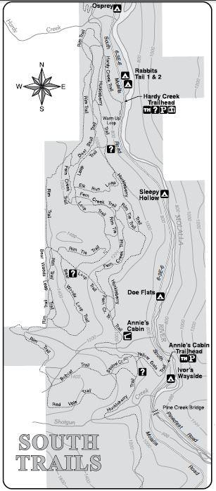 Molalla River Recreation Area Trailmeister
