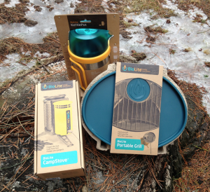 The BioLite CampStove Bundle
