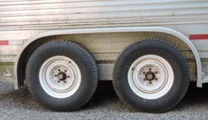 trailer suspemsion
