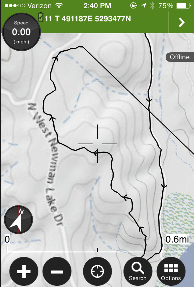 Apps and Maps – Using Your Cellphone on a Ride - TrailMeister